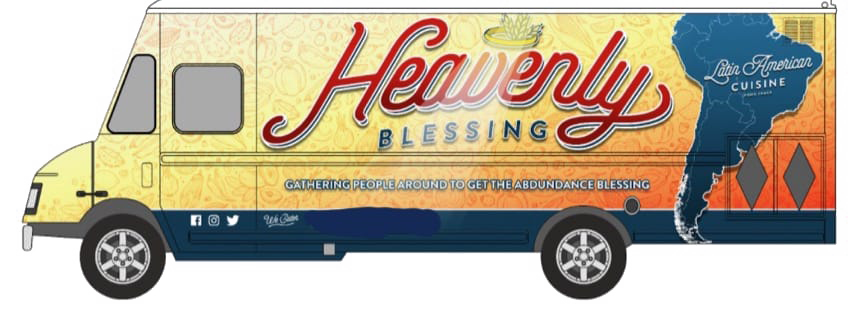 heavenly blessing food Colorado Springs